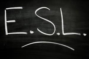 ESL online course